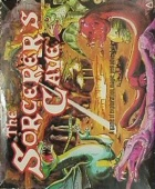 Sorcerer's Cave box cover