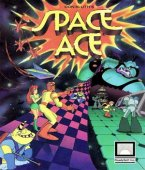 Space Ace box cover