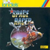 Space Racer box cover
