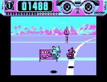 Space Racer screenshot