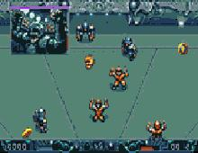 Speedball 2 screenshot