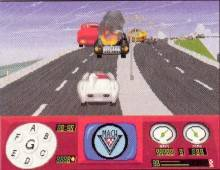 Speed Racer: The Challenge of Racer X screenshot