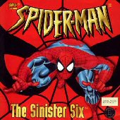 Spider-Man: The Sinister Six box cover