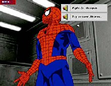 Spider-Man: The Sinister Six screenshot