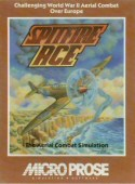 Spitfire Ace box cover