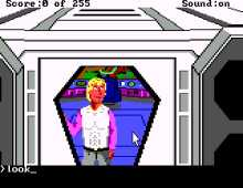  Space Quest: The Lost Chapter screenshot