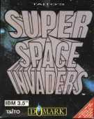 Super Space Invaders box cover