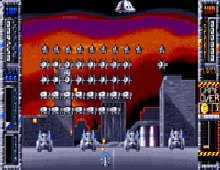 Super Space Invaders screenshot