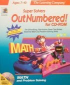 Super Solvers: Outnumbered! box cover