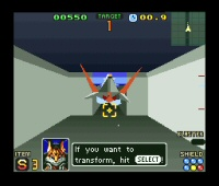 Star Fox 2 screenshot