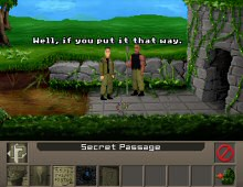 Stargate Adventure screenshot