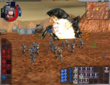 Starship Troopers: Terran Ascendancy screenshot