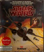 Star Wars box cover