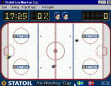Statoil Ice Hockey screenshot