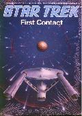 Star Trek: First Contact box cover