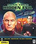 Star Trek: Hidden Evil box cover