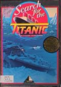 Search for The Titanic box cover
