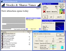 Stocks & Shares screenshot