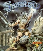 Stormlord box cover