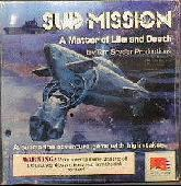 Sub Mission box cover