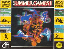 Summer Games 2 box cover