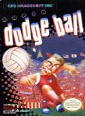 Super Dodgeball box cover