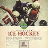 SuperStar Ice Hockey box cover