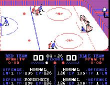 SuperStar Ice Hockey screenshot