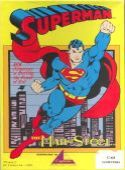 Superman box cover