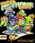 Super Methane Brothers box cover
