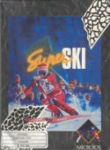 Super Ski box cover