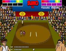 Super Sumo Wrestling 2002 screenshot