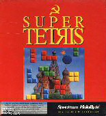Super Tetris box cover