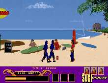 Surf Ninjas screenshot