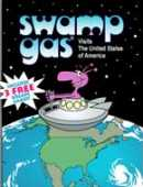 Swamp Gas Visits the USA box cover