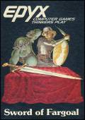 Sword of Fargoal box cover