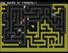 Sword of Fargoal screenshot