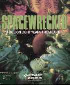 Space Wrecked box cover
