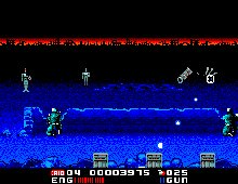 Terminator 2: The Arcade Game screenshot