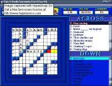 Take a Break! Crossword 1 screenshot
