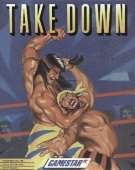 Take Down Wrestling box cover