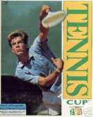 Tennis Cup box cover