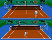 Tennis Cup screenshot