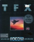TFX: Tactical Fighter Experiment box cover