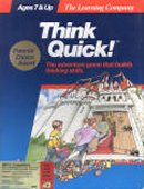  Think Quick! box cover