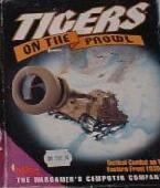 Tigers on The Prowl box cover