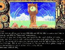 Time and Magik Trilogy, The screenshot