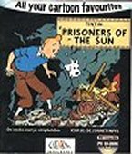  Tintin: Prisoners of The Sun box cover
