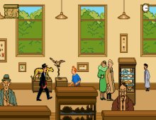  Tintin: Prisoners of The Sun screenshot