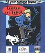 Tintin in Tibet box cover